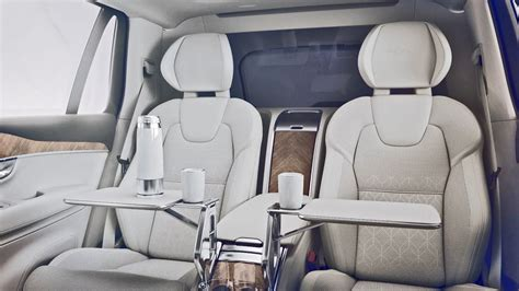 2015 Volvo XC90 Excellence - More Luxury - YouTube
