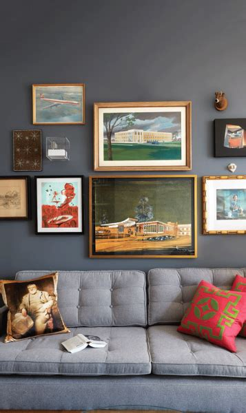 10 ways to display art and collectibles