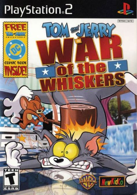 Tom And Jerry In War Of The Whiskers ROM Free Download for